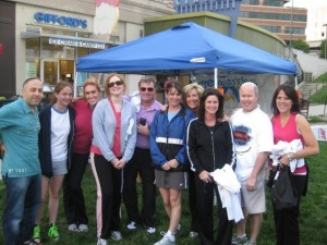 Focus Team at CF walk